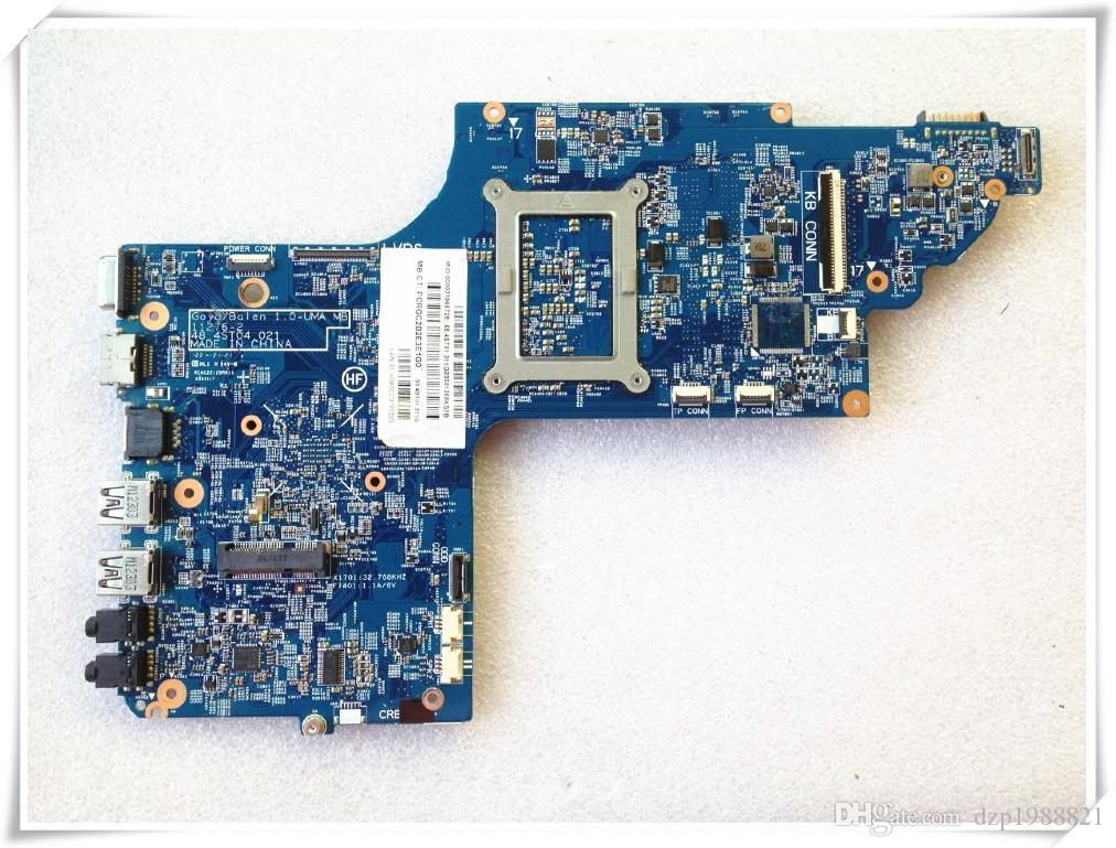 682177-001 682177-501 bordo HP ENVY DV6 DV6T DV6-7000 scheda madre del computer portatile INTEL DDR3 HM77 chipset spedizione gratuita