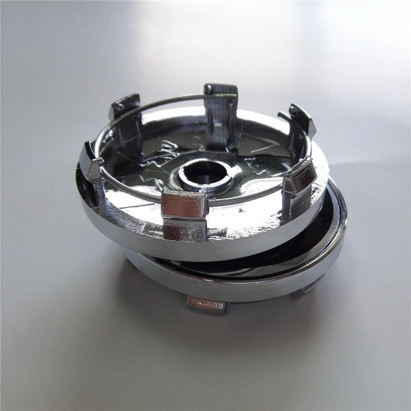 Brand New Wheel Covers for BMW 60mm Wheel Hub Caps Center Covers with Foam Bag