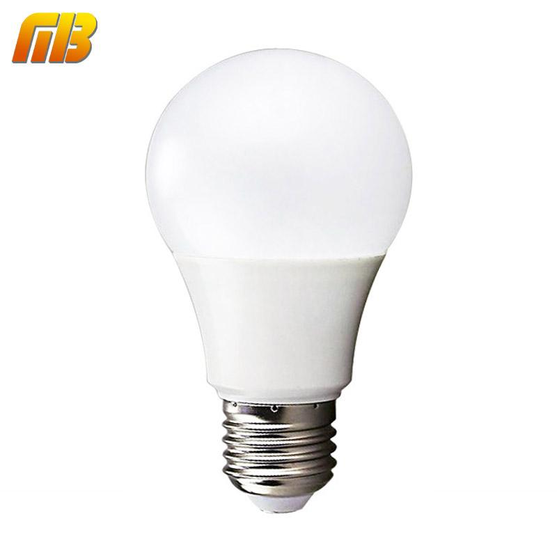 Led Bulb Lamps E27 220v 240v Light Bulb Smart Ic Real Power 3w 5w ...