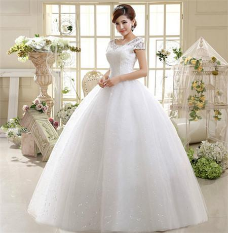 Weddings & Events Hospitable Short Evening Dress 2018 New Appliques Beaded Wedding Party Dress V-neck Prom Dresses With Sashes Custom Size Robe De Soire