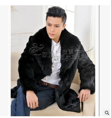 Compre Abrigos Para Hombre Visón S De Piel Chaquetas 3xl Faux vnx0qv7z8r 92f5d6834e8b