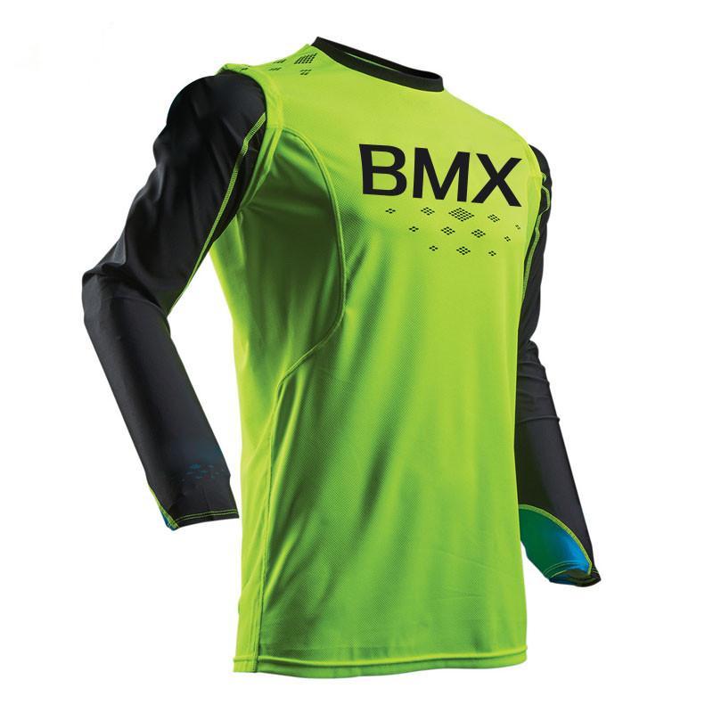141f3a6389e1 Acquista 2018 Downhill Maglie Uomini MTB Motocross Mountain Bike Ciclismo  Jersey Magliette Moto DH Offroad BMX Abbigliamento Biciclette A $29.89 Dal  ...