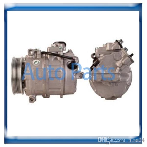 7SEU17C compresor de ca para BMW E60 E61 E81 64509174803 64526932176 32435 447150-0150