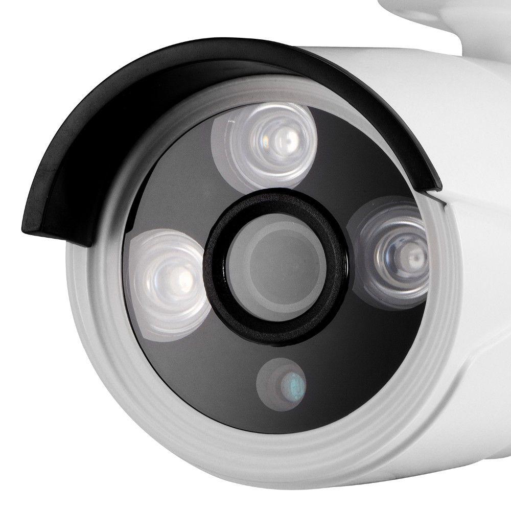 4-канальный HD беспроводной NVR комплекты водонепроницаемый 720p беспроводной IP-балет камеры поддержка P2P подключи и играть видеонаблюдения камеры системы безопасности от Hdcctvsystem