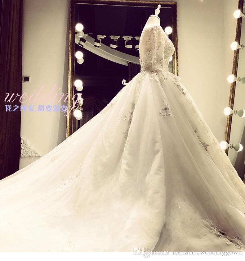 compre vestidos de novia de la venta al por mayor del precio bajo