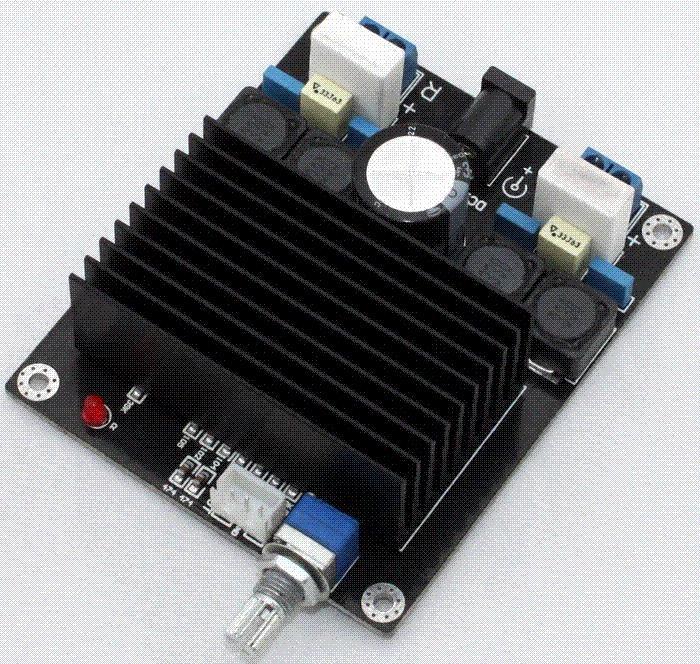 Free Shipping TDA7498 100W 100W Class D Amplifier Board High Power  Amplifier Board Want good quality board cork