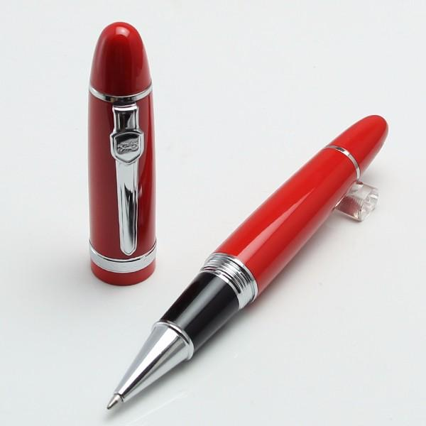 Jinhao 159 Sex Red And Silver Clip Thick Body Ballpoint Pen With 0.7mm  Refill Pens Waterman Pens Custom Pens From Lizehao, $8.05| Dhgate.Com