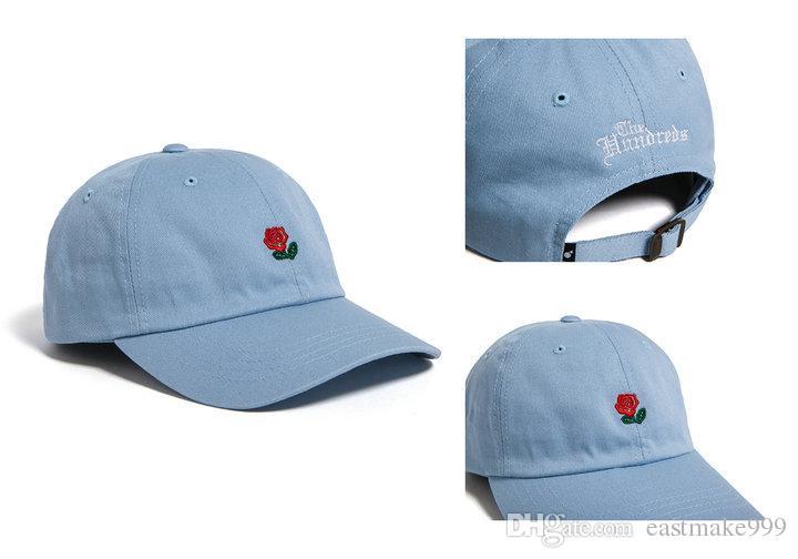 toptan ve perakende Erkekler ve Kadın Açık Visor yüzlerce Strapbacks şapkalar 6 panelin snapback şapkası damla nakliye