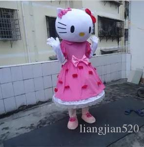 395d7bc16 Hot Selling Hello Kitty Mascot Costume Adult Size High Quality Hello Kitty  Cartoon Character Costumes Fancy Dress Suit, In Stock Cardinal Mascot  Costume ...