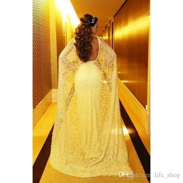 2016 желтый Myriam тарифы вечерние платья с бисером цветы Мыс площадь шеи средний стиль Sexy Back вечерние платья
