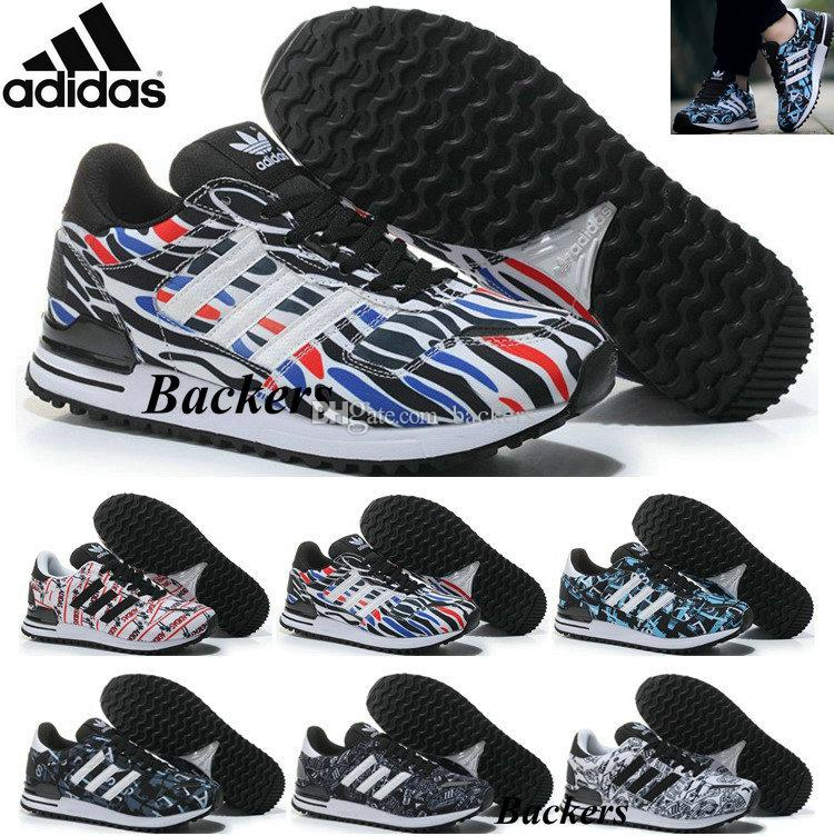 originali adidas zx 700 zebra stripes
