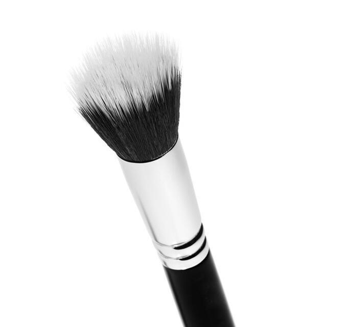Blush Makeup Brush Powder Brow Eyeshadow Lip Brushes Multifunction Paint Blusher Makeup Brushes Beauty Cosmetic Tool Kit Wood Handle