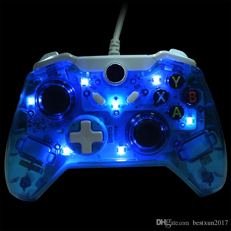 USB Wired Controller For Xbox One Controller Gamepad Joystick BX-one-02