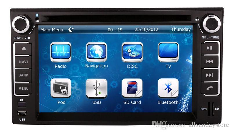 Car Dvd Player Gps Navigation For Kia Cerato Sportage Rio Optima Rhdhgate: Camshaft Position Sensor Location On Kia Sedona Sd At Gmaili.net