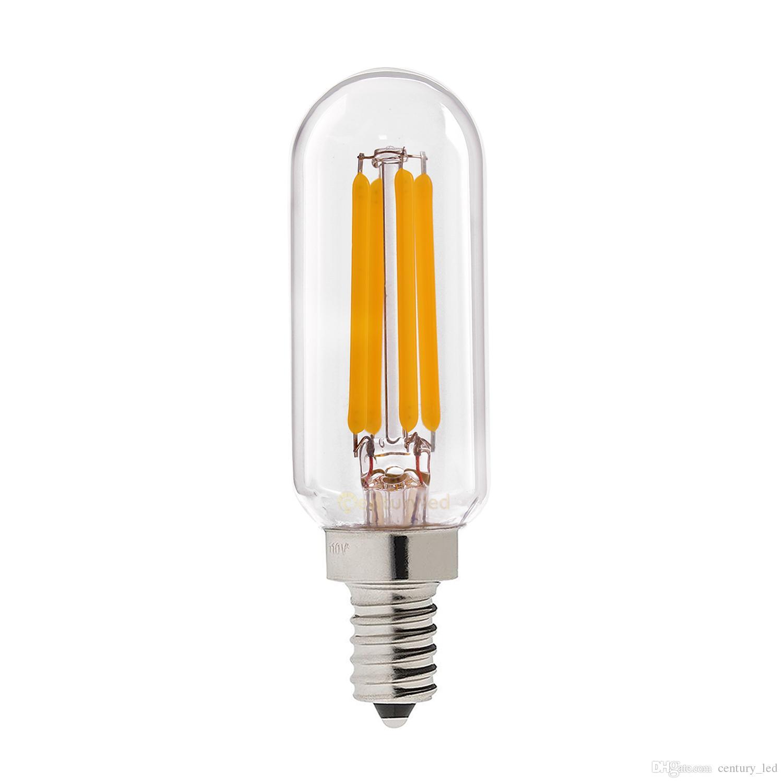 best t25 4wretro led filament light bulbtubular clear style decorative lights e12 e14 candle bulbs e14 led bulb from centuryled - Decorative Light Bulbs
