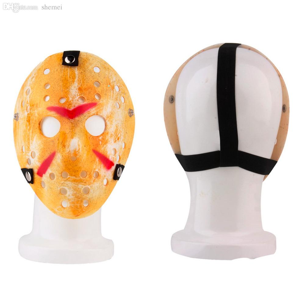 Best Wholesale Halloween Mask Old Jason Voorhees Friday The 13th ...