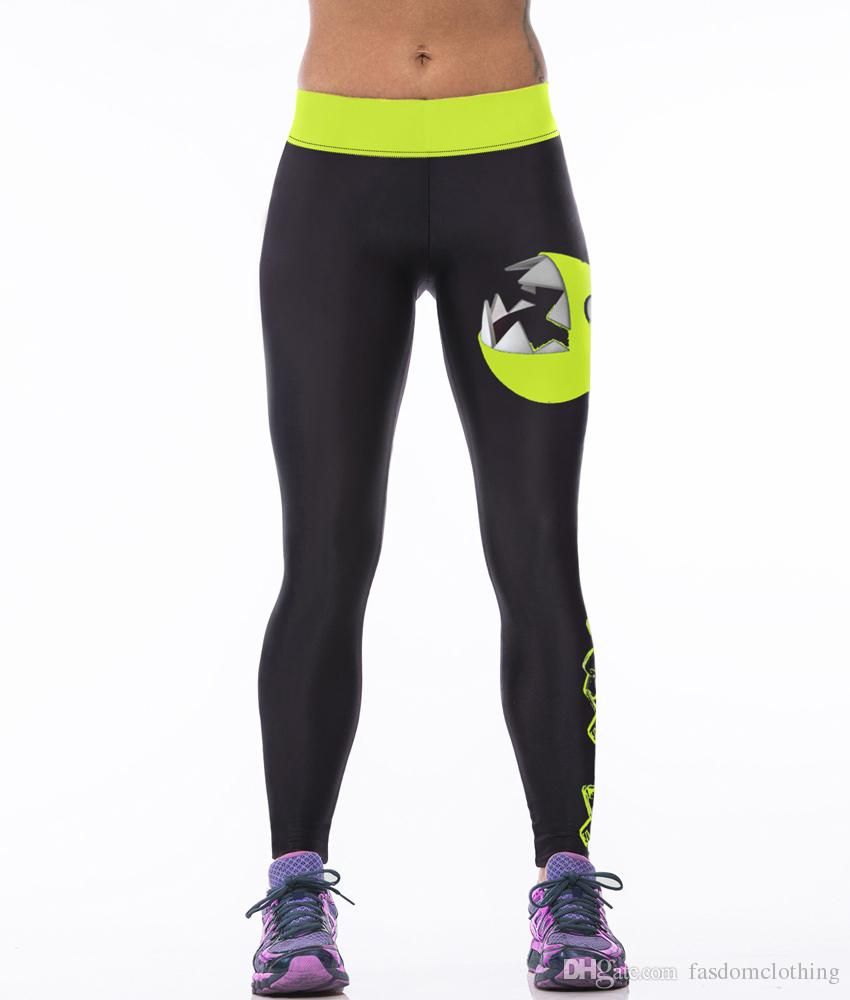 2333988f80c61 ... 24 Designs women leggings Sport Running Tights Warm Sports Legging Pants  Work out Black Casual Sexy ...