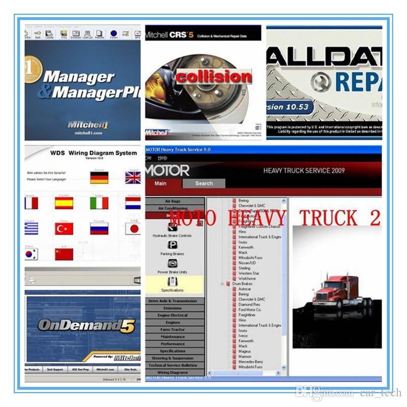 Großhandel 2017 Alldata Software Alldata Und Mitchell 2015 Auto ...