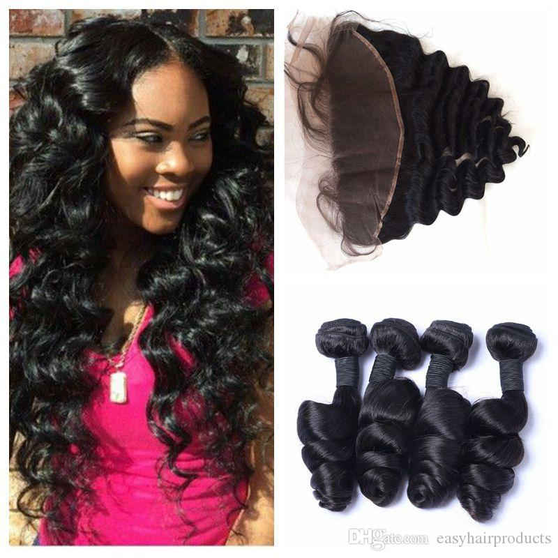 Eunice 8afro Kinky Curly Machine Double Hair Weft 2packs Synthetic Hair Weave Sew In Ombre Hair Extensions Colored 1b/bug Orders Are Welcome. Hair Extensions & Wigs