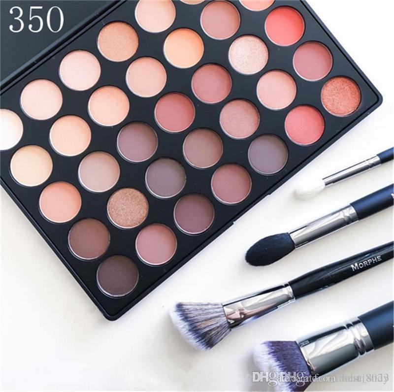 2016 Brand New Morphe Brushes Natural Matte Eyeshadow Palette 35e ...