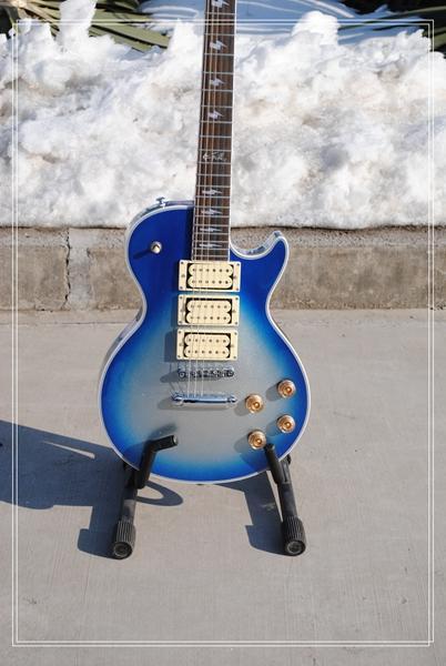 Оптовая новое прибытие поцелуй гитара Туз Frehley электрогитара Китай гитара завод