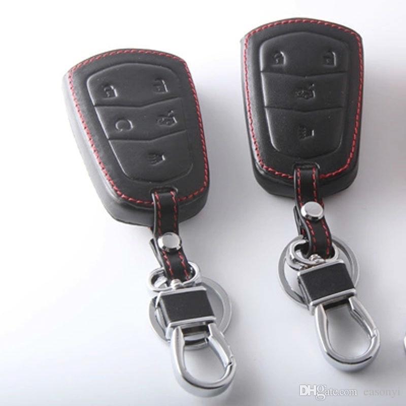 For 2015 Cadillac SRX CTS ATS ATS L SLS XTS Car Keychain