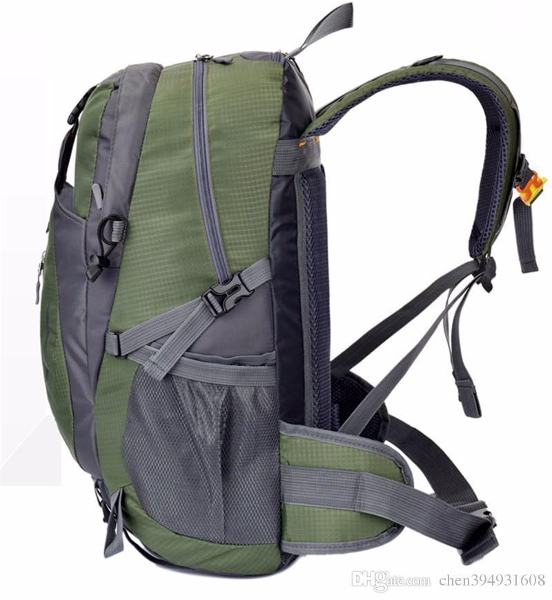 Venta caliente Bolsas de deporte al aire libre bolsa de alpinismo bolsa de camping mochila de senderismo Mochila de bicicleta Bolsa de viaje deportivo mochila