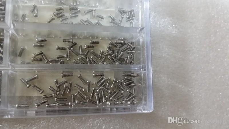Special Stainless Steel Watch Screw DIA 1.2MM For Watch Clock Eye Glasses Watchmaker Repair Part Tool Hot Sale,Full Size Wristwatch Screws