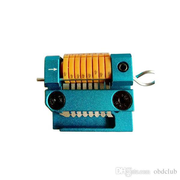 HU100 Manual Key Cutting Machine Support All Key Lost for Cruze