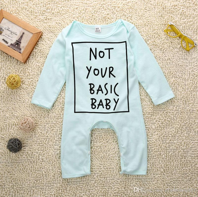Baby Boutique Girl Boys Clothes Toddler Romper Suit Infant Outfit Kid Clothing Fall Children Jumpsuit Cotton Onesies Black Bodysuit
