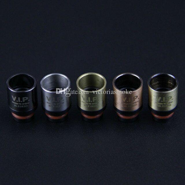 Hot Sale Stainless Steel ego wide bore drip tips stainless steel drip tip fit ecigares CE4 Electronic Cigarette RDA 510 Atomizer ecigs