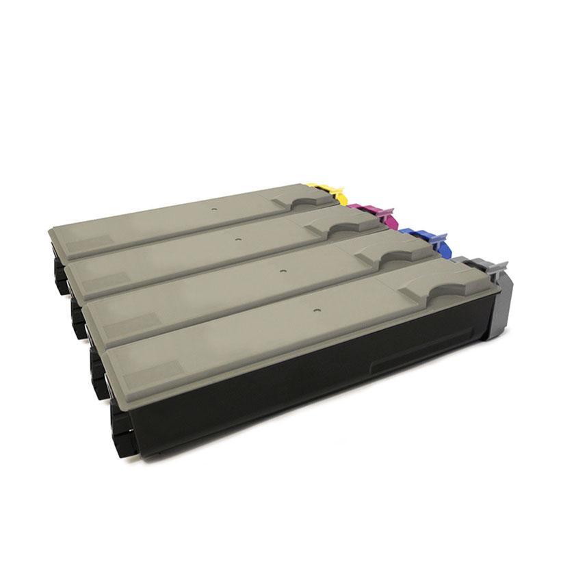 TK520, cartuchos de tóner compatibles para su uso en Kyocera Mita FSC5015N, BK-6000 C / M / Y-4.000 páginas