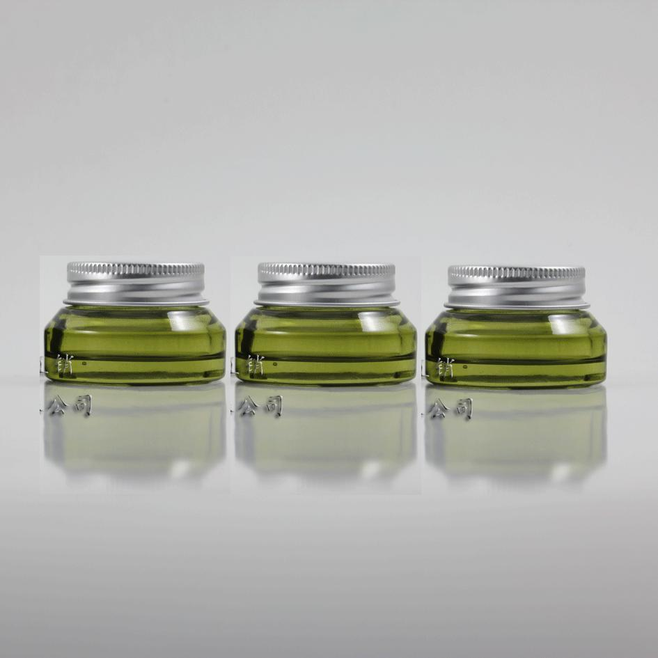 15g Light Green Glass Cream Jar With Silver Lid, 15 Gram Cosmetic Jar,packing  For Sample/eye Cream,15g Mini Glass Bottle Online With $40.72/Piece On ...