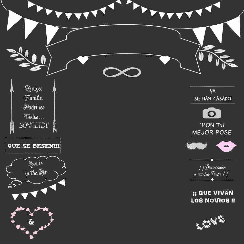 Satın Al Photocall Düğün Tema Arka Planlar Fotoğraf Stüdyosu Yazı