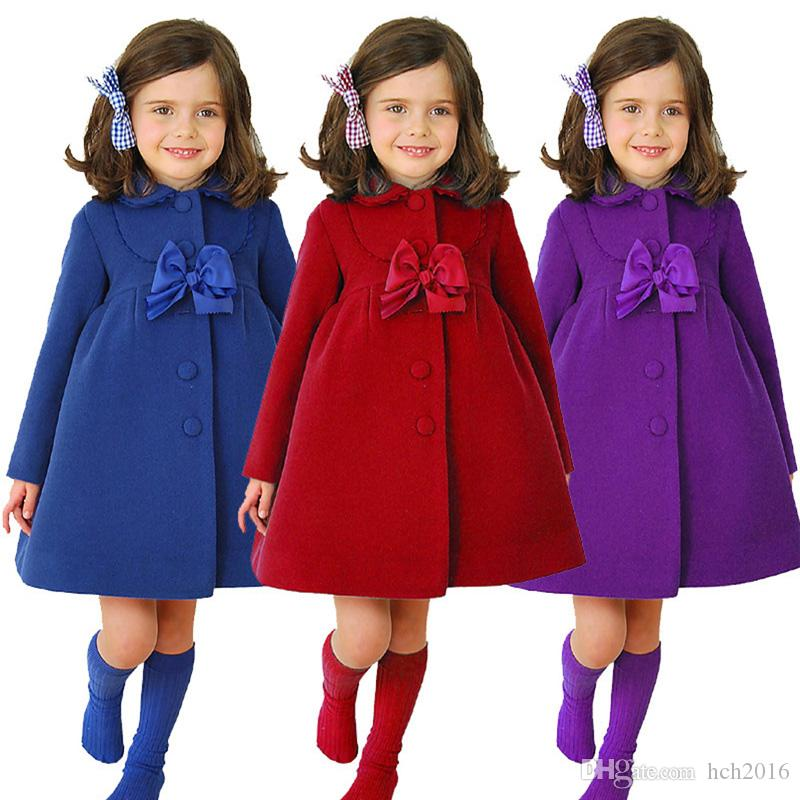 6bbd9ed44 Baby   Kids Clothing Outwear Coat 2018 Girl Winter Coats Clothes For ...