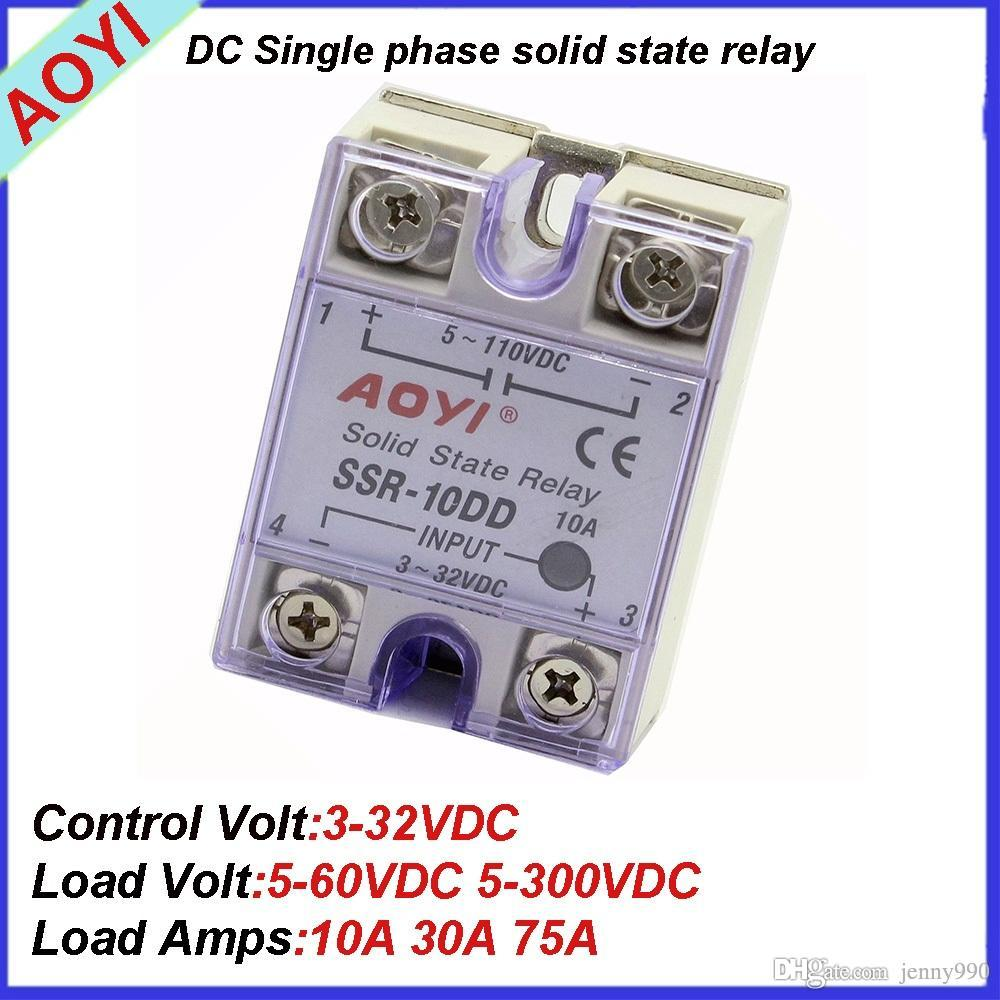 2018 Bottom Sealing Bag Making Machine Dc Motor Solid State Relay Finder Ssr 30dd From Jenny990 855