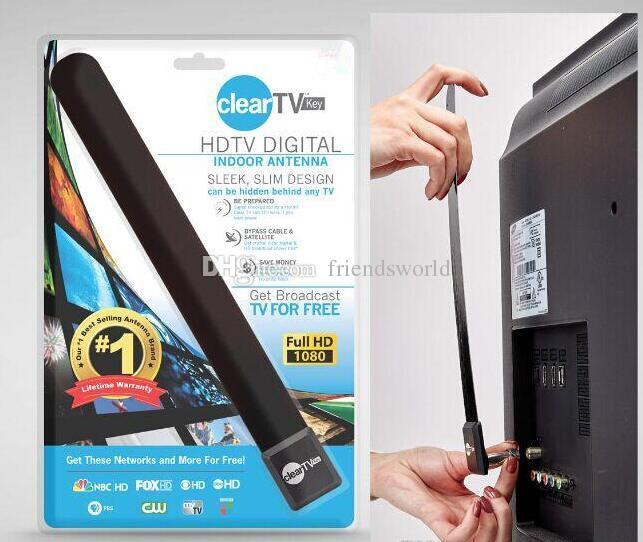 Greentek UVR-AV185 indoor Amplified Antenna for Digital HD TV good 4 Inner  City