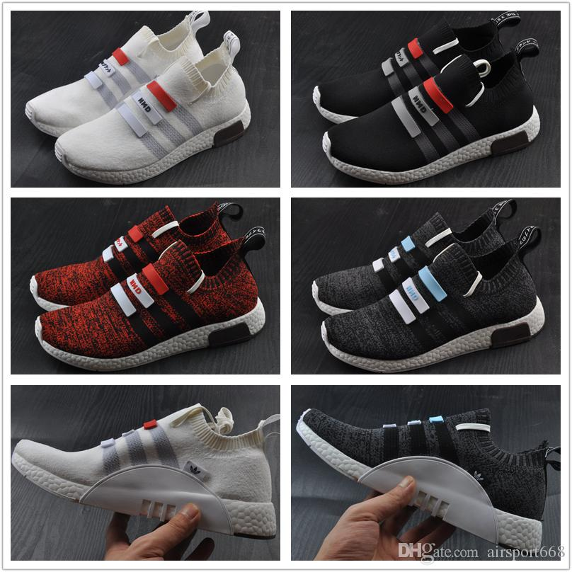 Adidas Originals New NMD Omega by Antoine Beynel Nmds Boost Runner Primeknit  Running Shoes Sport Women Mens Breathable Shoe Brand Sneakers Basketball  Shoes ...