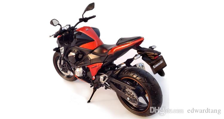 Alloy Motorcycle Model, Boy' Favorite Car Toys, Big Size 1:12 Proportion, High Simulation, for Kid' Party Gifts, Collecting, Home Decoration
