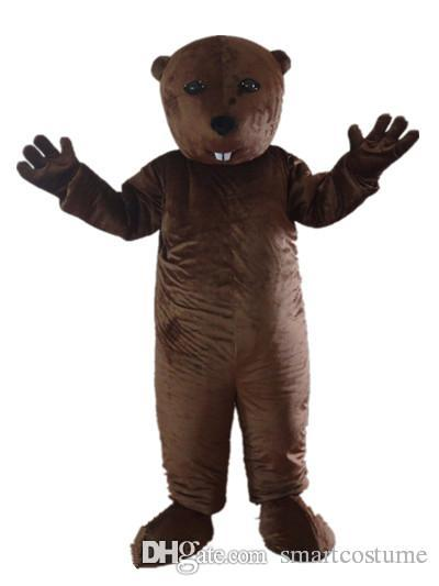 Sx0724 100% Positive Feedback A Brown Mouse Mascot Costume With Small Mouth For Adult To Wear Costumes For Couples Chinese Costume From Smartcostume ...  sc 1 st  DHgate.com & Sx0724 100% Positive Feedback A Brown Mouse Mascot Costume With ...
