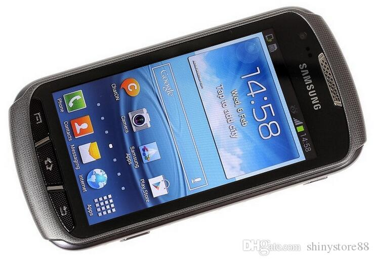 Original Samsung Galaxy Xcover 2 S7710 Dual Core Ram 1GB Rom 4GB 5MP 4.0 Inch Touch Screen Refurbished Unlocked Phone