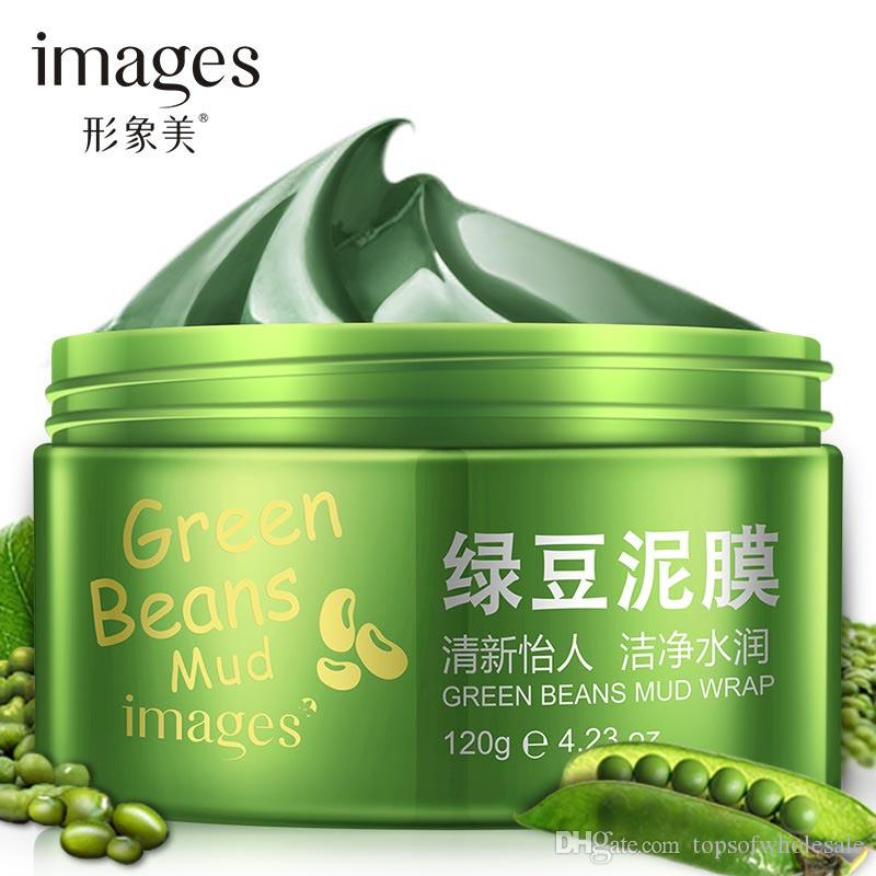 Popular Brand New 100g Mung Bean Mud Mask Hydrating Moisturizing Face Mask Oil Control Deep Cleansing Mask Mud Skin Care Skin Care Tool