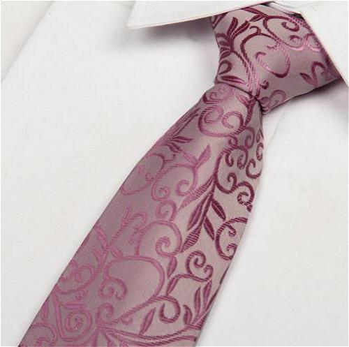 8 Styles Classic Striped Men Paisley Necktie High Quality 100% Silk Multicolor Floral Neckties for Wedding Business Formal Tie