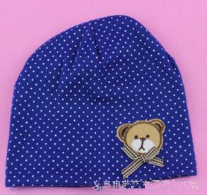 Toddler neonato caldo inverno cappelli uncinetto carino orso bambini bambini cotone neonato beanie cappelli ragazze dei ragazzi caps vendite calde il regalo di natale