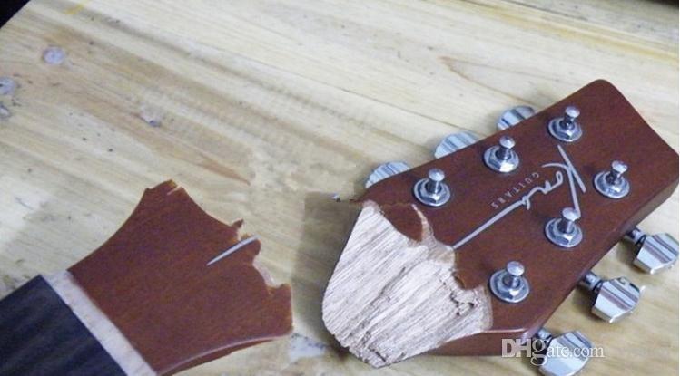 Riparazione della colla della chitarra di 30ml Riparazione della colla della testa della paletta del collo della roccia di caso ecc. Parti della chitarra Accessori musicali dello strumento all'ingrosso