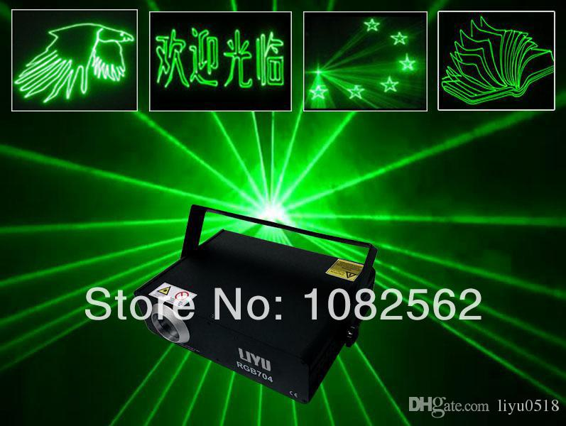 Laser Lights Outdoor Part - 43: 1w Sd Card Green Laser Light Animation Disco Night Club Dj Lighting Outdoor  Laser Light Show Laser Light Stage Lighting From Liyu0518, $994.98|  Dhgate.Com