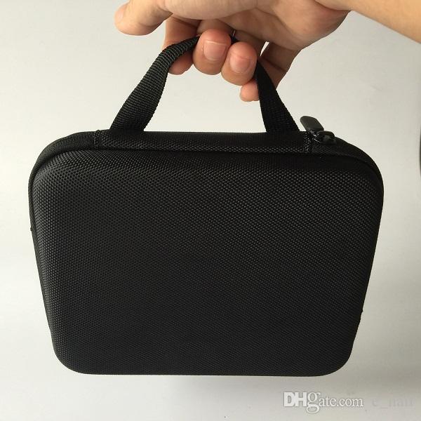 Auf Lager Billige Elektronische Nagel Kit Elektronische Dabber Dab schwarz Reißverschluss Fall Kit PID Temperatursteuer Box Kit Spule Heizung 100W 110V 220V