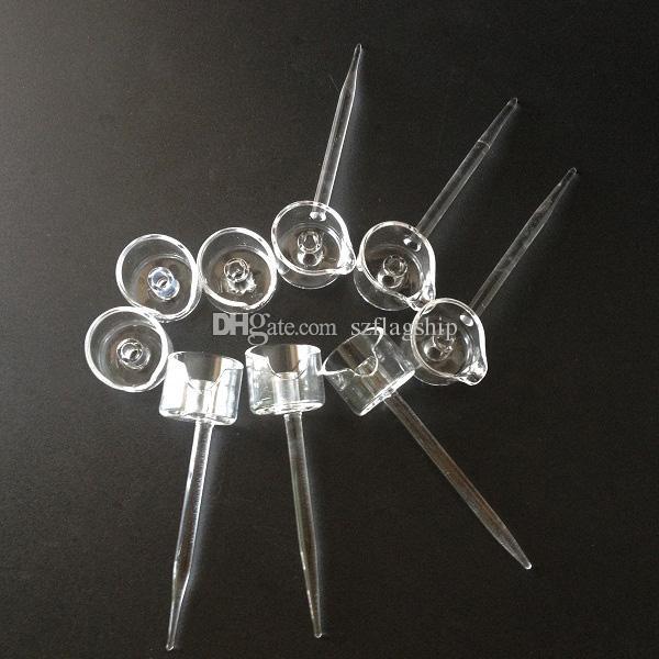 DHL 무료 100 % 진짜 석영 carb 캡 석영 domeless 손톱 carb 캡은 석유 굴착을위한 3mm 4mm 두께 석영 banger 못을 적합하다