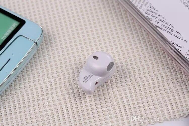 Mini S530 Универсальный стерео Super Mini Беспроводная Bluetooth-гарнитура Наушники Наушники Handsfree Встроенный микрофон Наушники с розничной коробкой
