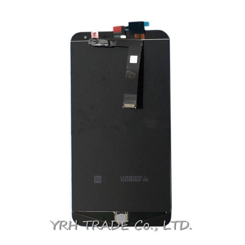 Affichage LCD de remplacement + écran de numérisation à écran tactile pour Meizu MX4 Noir